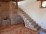 Construction d\'un escalier en pierre